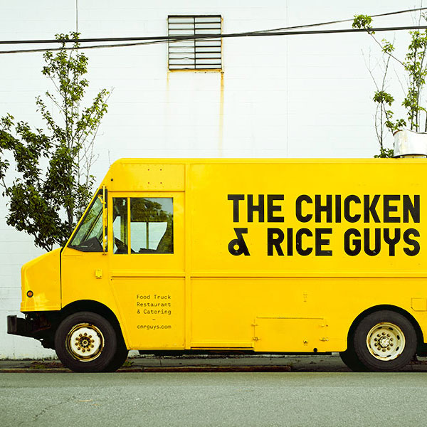 Foodtruck The Chicken Rice Guys